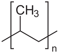 Polypropylene chemical formula